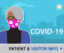 COVID-19 Patient and Visitor Information