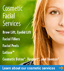 Cosmetic Facial Services