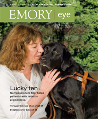 Emory Eye Summer 2008