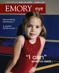 Emory Eye Summer 2009