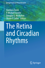 Book Cover:  Retina and Circadian Rhythms