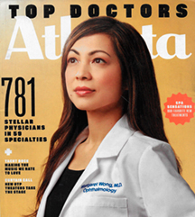 2018 Atlanta Magazine Top Doctors issue